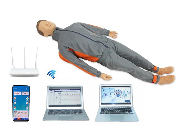 CPR700 高级交互式移动心肺复苏模拟人(单机/网络)