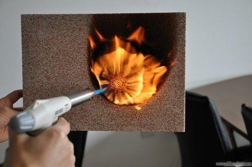 以創造建筑保溫從此告別火災隱患