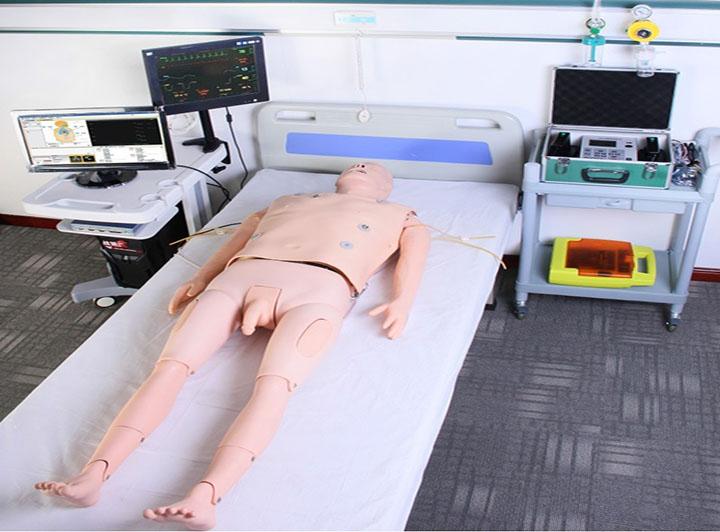 H3100 高智能数字网络化ICU(综合)护理技能训练系统(教师机)