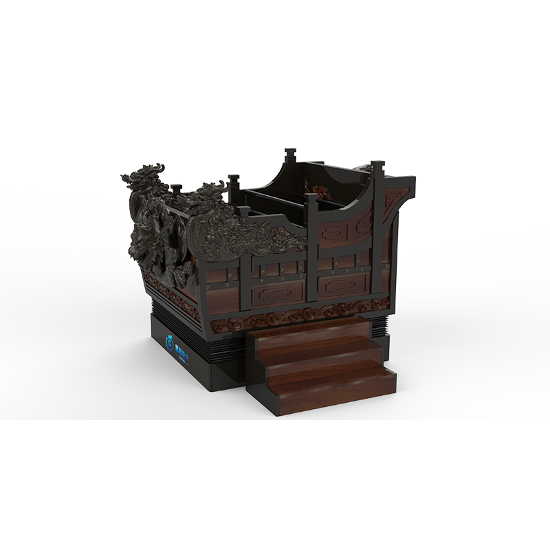 VR海洋科普—鄭和寶船