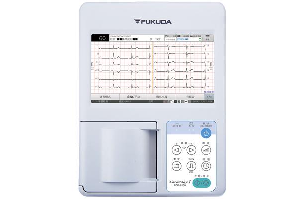 FCP-8100自動分析心電圖機