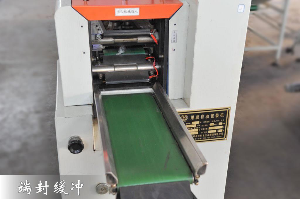 恒新牌XFZB-1型果蔬自动包装机