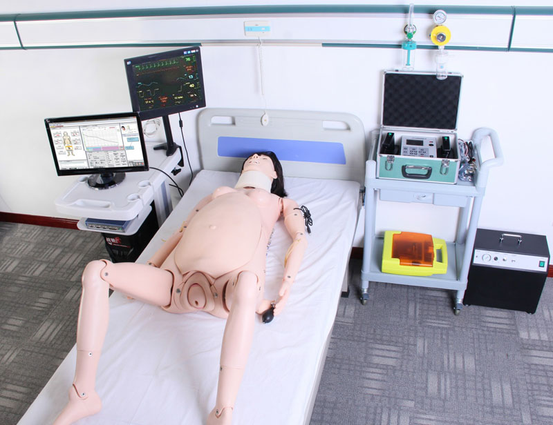 HD/F56 高智能数字化妇产科技能训练系统(计算机控制)