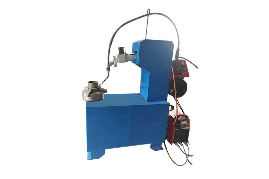 防水套管法兰自动焊机