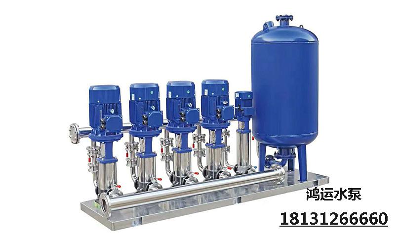 無負壓供水設備
