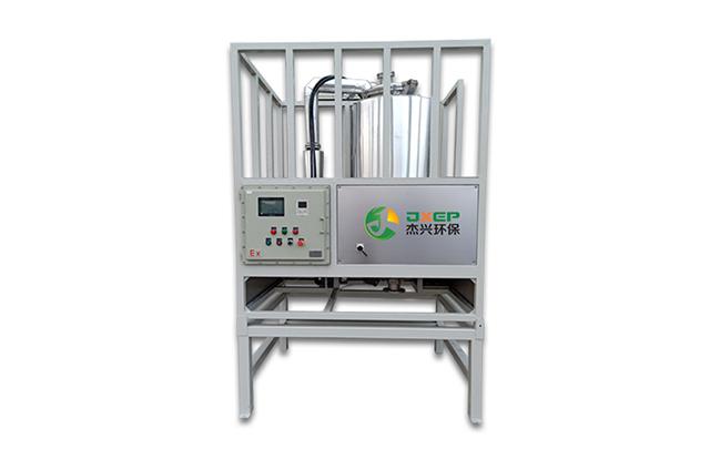 雙系統溶劑回收機T400