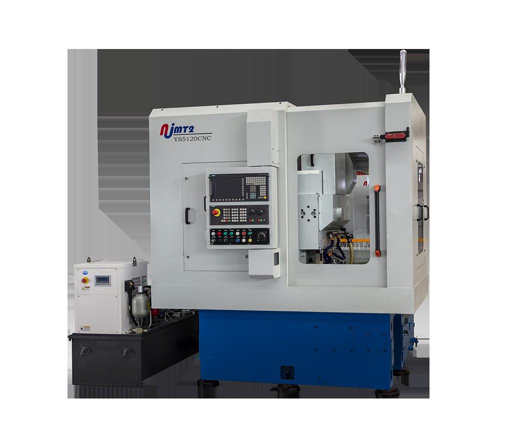 YS5120CNC高速數控插齒機