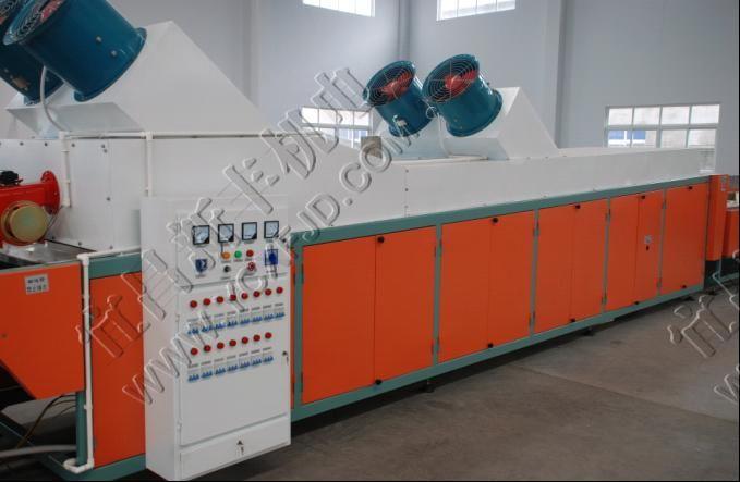 SQDJ系列水果清洗打蜡机主要组成