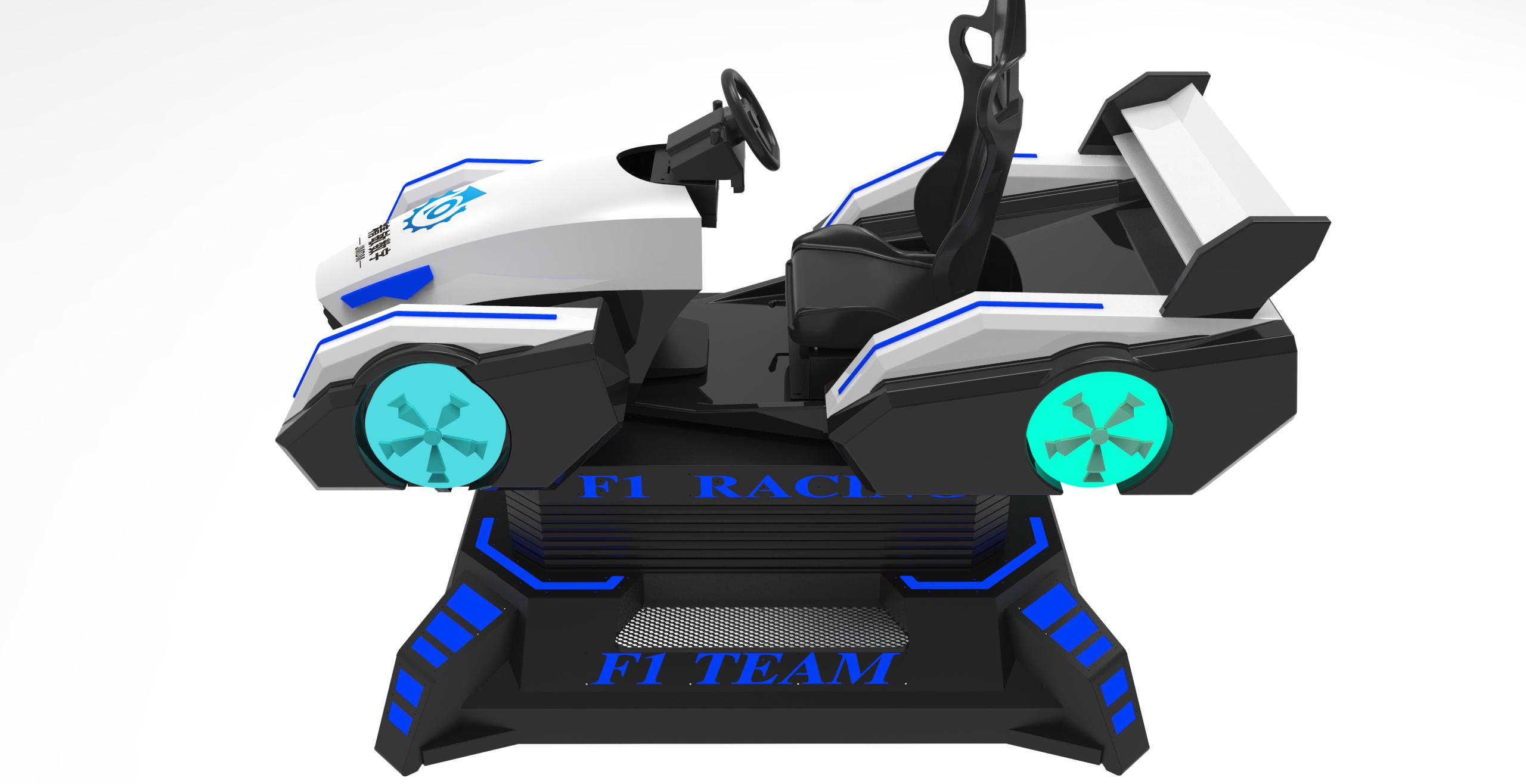 VR極限運動—VR太空賽車