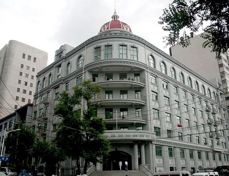 省財政廳新辦公樓