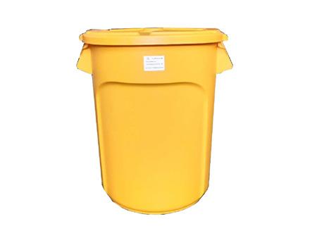 有毒物質密封桶-國產(橙色)