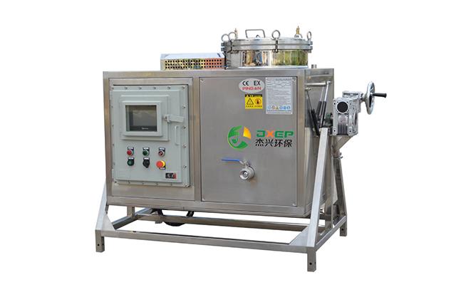 連續型溶劑回收機T-60-80