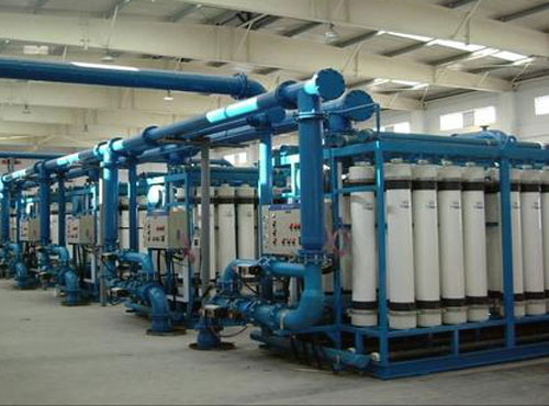 5000m3/d印染废水回用处理系统