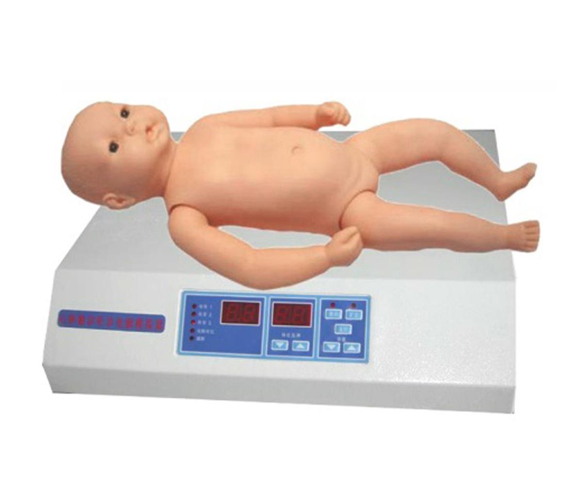 HD/YRXF 婴儿心肺听诊触诊电脑模拟人(单机版)