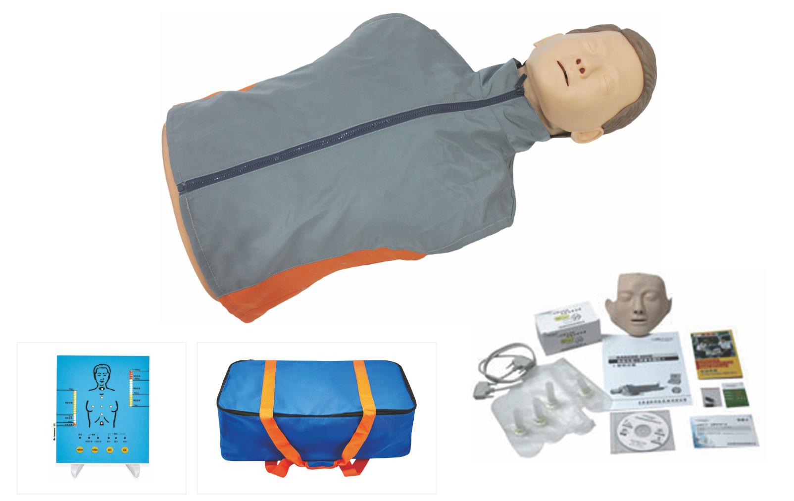 CPR190S高级半身心肺复苏训练模拟人