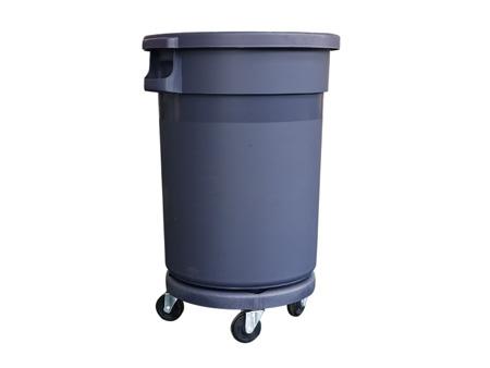 有毒物質密封桶-國產(灰色)