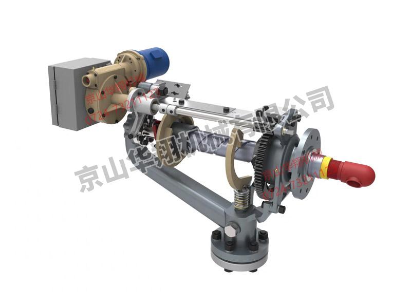 HX-D3爐膛吹灰器