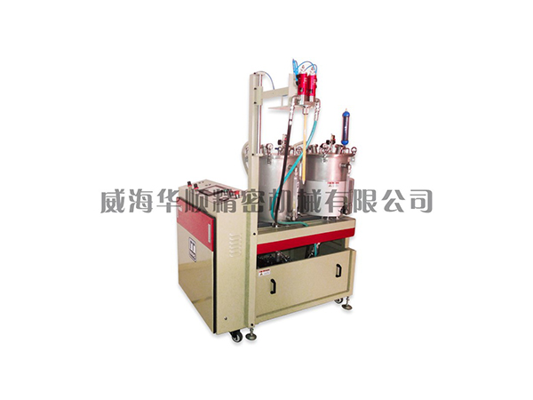 HS-02-20S雙液真空攪拌涂膠裝置