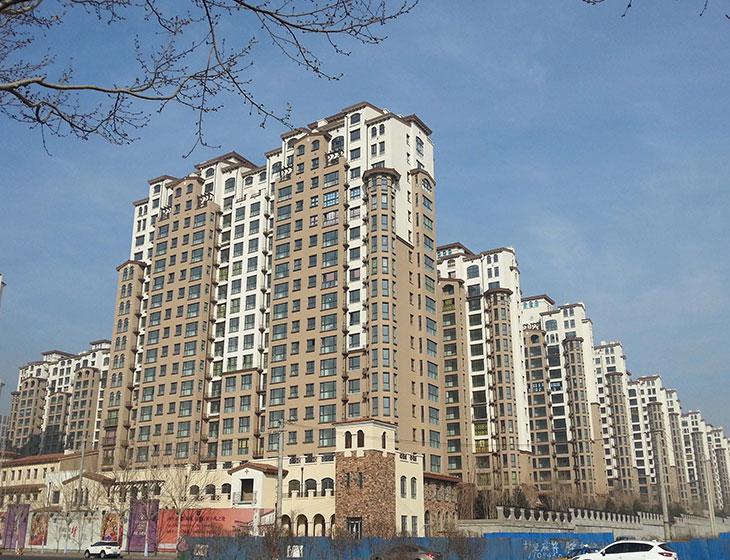 西城晶華小區