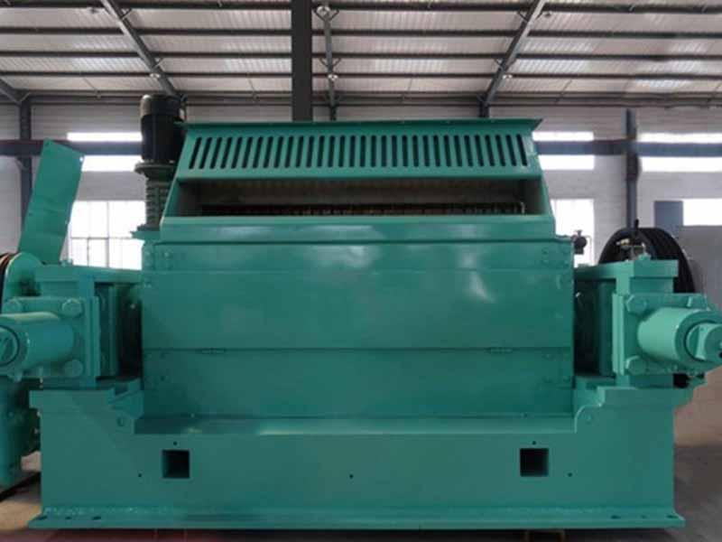 蒸汽玉米壓片機3