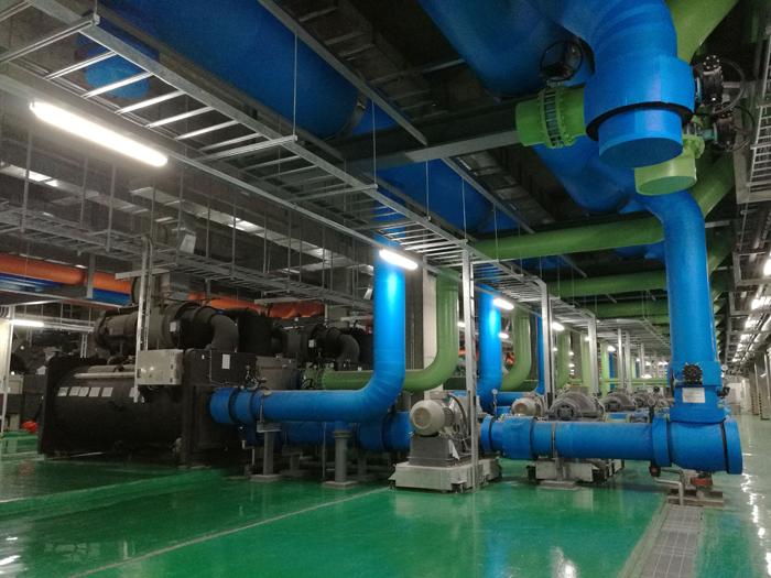 电子厂中央空调系统工程