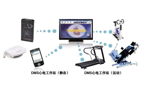 DMS300-BTR01心電工作站(運動平板)