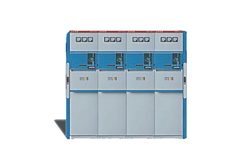 DXG-12-六氟化硫環網開關設備