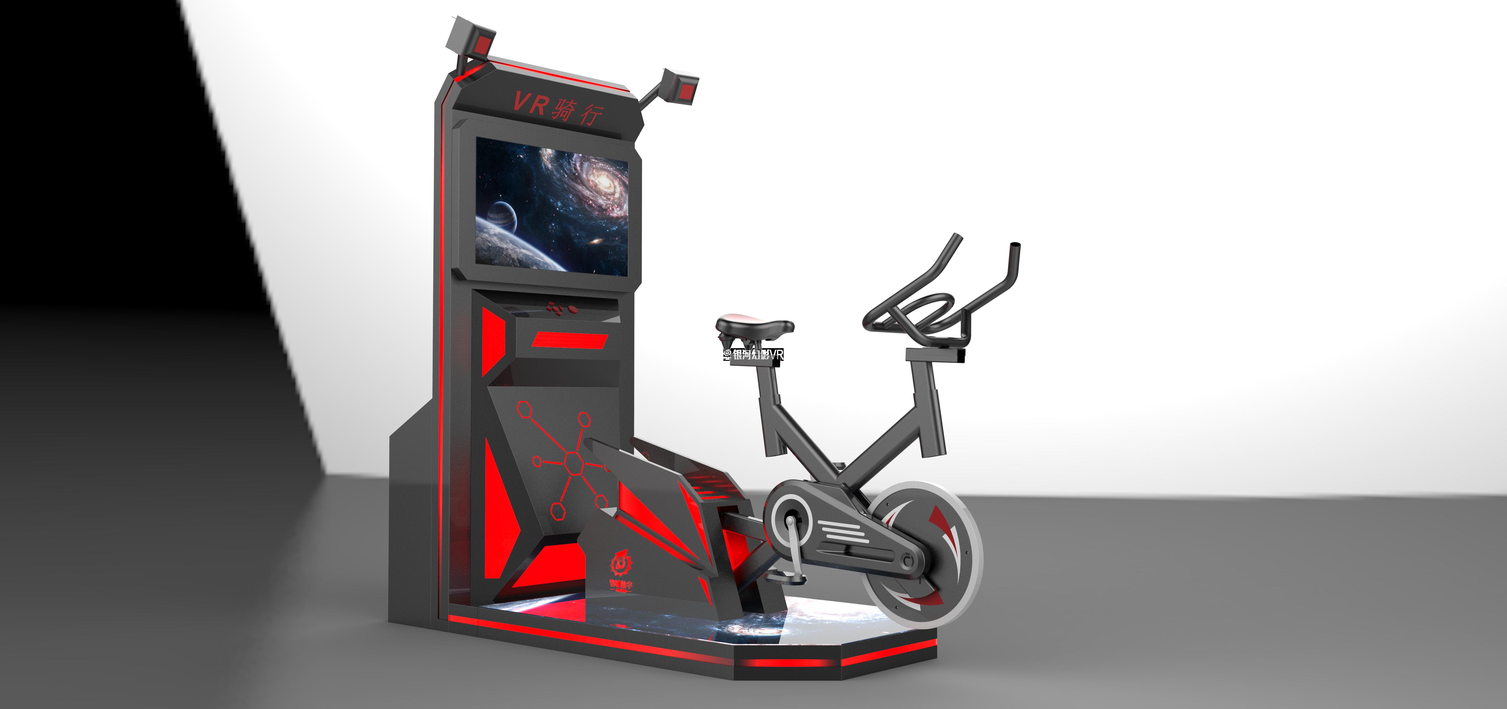 VR極限運動—虛擬騎行