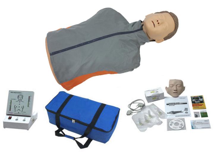 CPR230高级半身心肺复苏训练模拟人