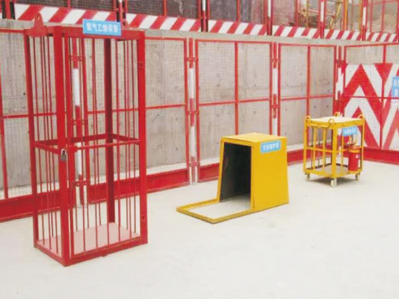 電梯井防護