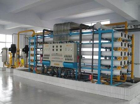 鍋爐補給水軟化水處理設備