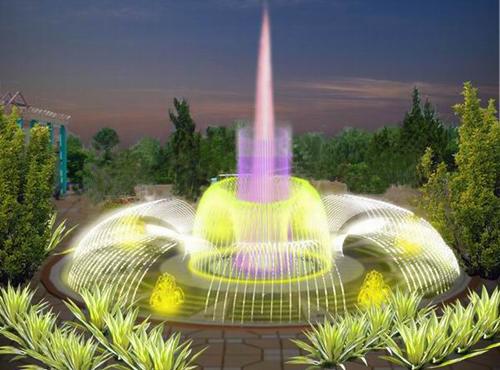 噴泉水處理工程