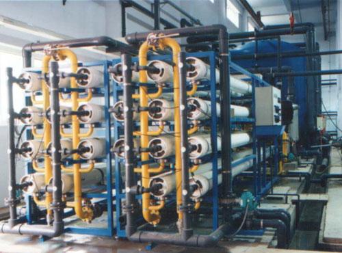 印染废水处理回用装置
