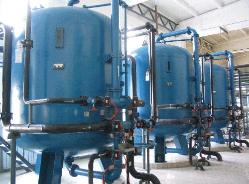 自來水除濁設備