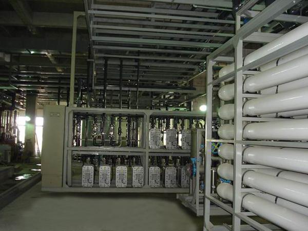 半导体行业产品清洗用超纯水设备