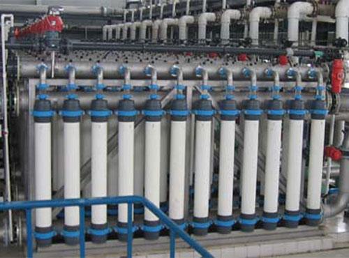 1000吨/天印染废水处理回用设备系统