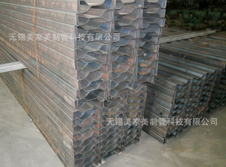 CPUMS型鋼及各種橢圓管異型管