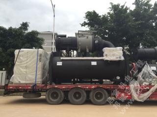 市政项目中央空调系统工程