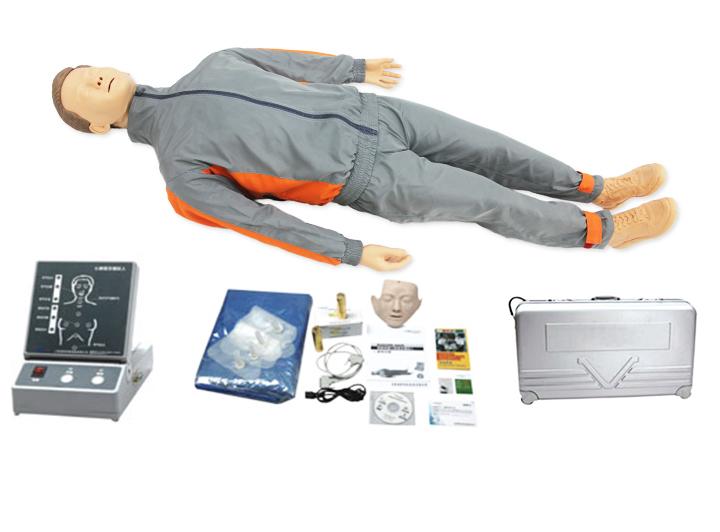 CPR260全身心肺复苏模拟人