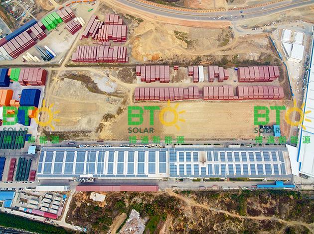 東莞市 | 鳳崗工商業光伏項目
