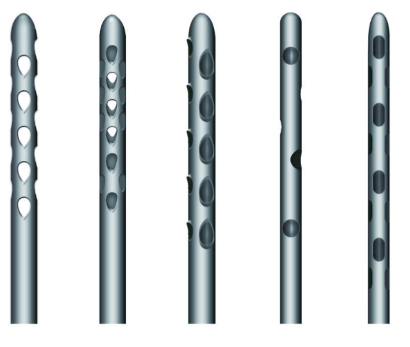 吸脂針—小顆粒脂肪(micro fat)