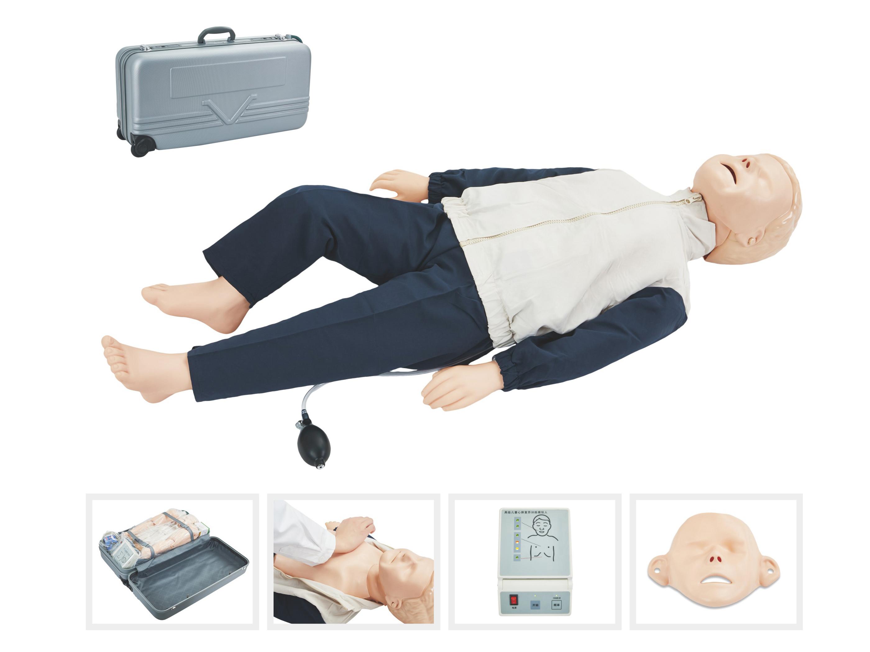 CPR15170高级儿童心肺复苏模拟人
