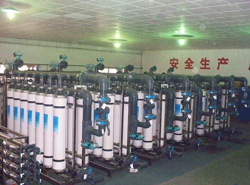 5000吨/天印染废水处理回用设备系统