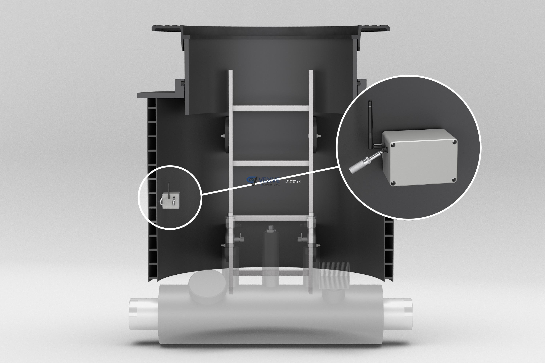 iSENSE Chamber -高效、安全的井室监测系统