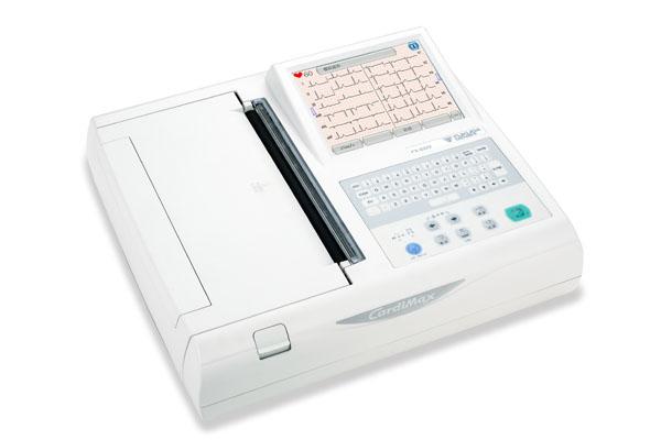 FX-8322十二道自動分析心電圖機