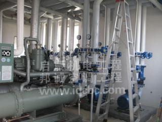 工厂中央空调工程系统实景拍照