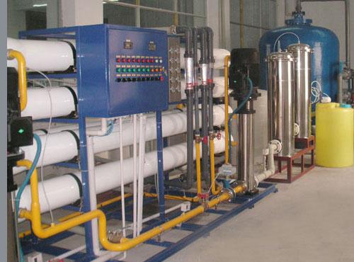線路板純水處理系統