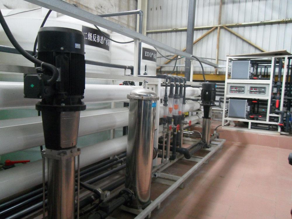 电子级超纯水处理设备