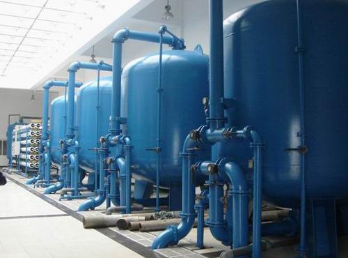地下水、深井水除鐵除錳設備