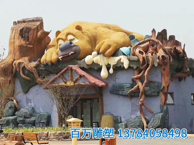 大型卡通雕塑
